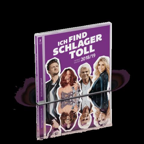 Herbst/Winter 2018/19 von Ich find Schlager toll - CD jetzt im Ich find Schlager toll Shop