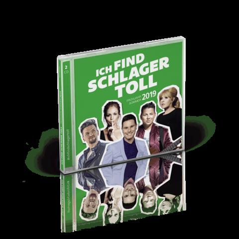 Frühjahr/Sommer 2019 von Ich find Schlager toll - CD jetzt im Ich find Schlager toll Shop