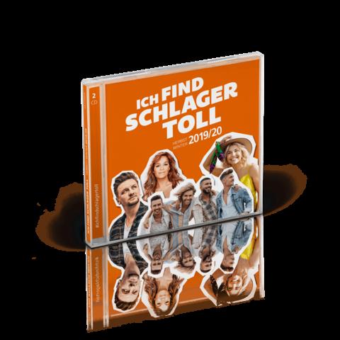 Ich find Schlager toll - Herbst/Winter 2019/2020 von Ich find Schlager toll - CD jetzt im Ich find Schlager toll Shop