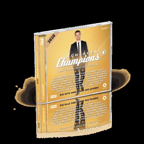 Schlagerchampions 2020 -  Das große Fest der Besten von Various - CD jetzt im Ich find Schlager toll Shop