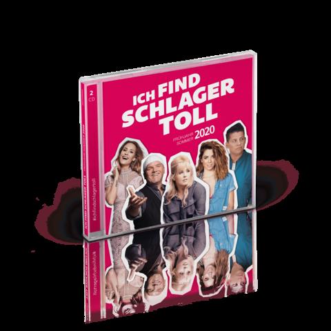 Ich Find Schlager Toll - Frühjahr/Sommer 2020 von Ich find Schlager toll - CD jetzt im Ich find Schlager toll Shop