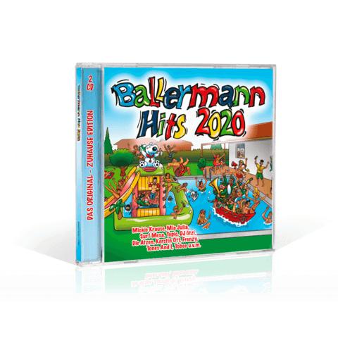 Ballermann Hits 2020 von Various Artists - 2CD jetzt im Ich find Schlager toll Shop