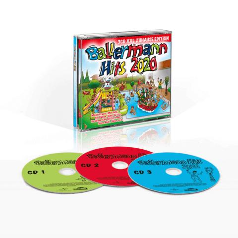 Ballermann Hits 2020 (XXL Zuhause Edition) von Various Artists - 3CD jetzt im Ich find Schlager toll Shop