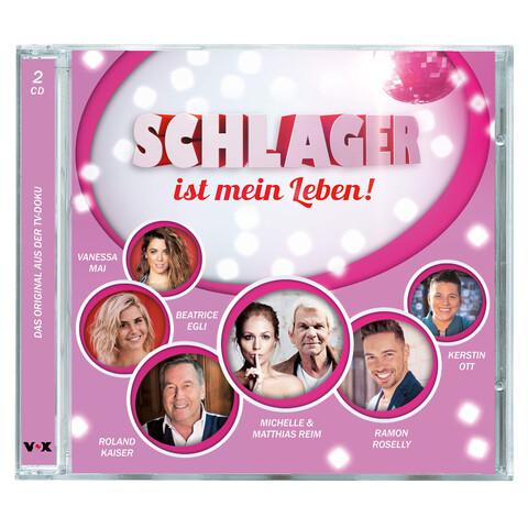Schlager ist mein Leben von Various Artists - CD jetzt im Ich find Schlager toll Shop