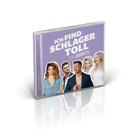 Ich find Schlager toll - Herbst/Winter 2020/21 von Ich find Schlager toll - 2CD jetzt im Ich find Schlager toll Shop