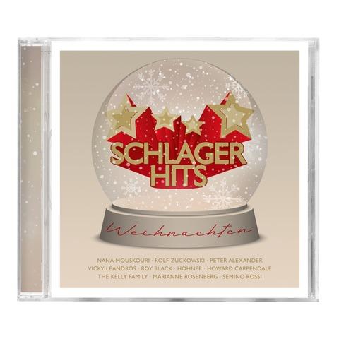 Schlagerhits Weihnachten von Various Artists - CD jetzt im Ich find Schlager toll Store