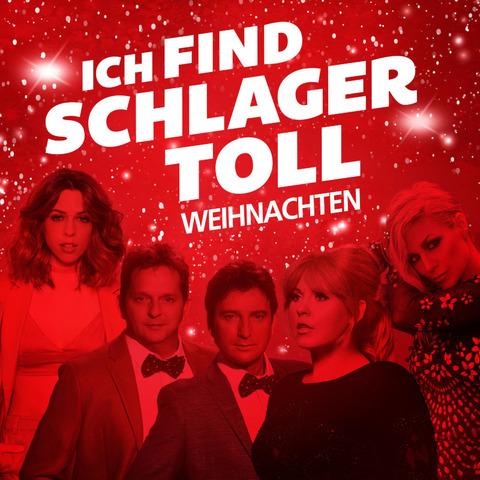 Ich Find Schlager Toll - Weihnachten von Ich find Schlager toll - 2CD jetzt im Ich find Schlager toll Store