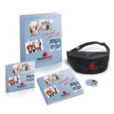 Verdammt Gute Zeit - Das Beste von Feuerherz (Ltd. Fanbox) von Feuerherz - Box jetzt im Ich find Schlager toll Shop