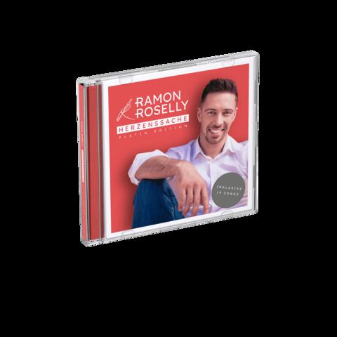 Herzenssache (Platin Edition) von Ramon Roselly - CD jetzt im Ich find Schlager toll Shop