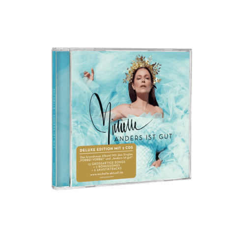 Anders ist gut (2CD Deluxe) von Michelle - 2CD jetzt im Ich find Schlager toll Shop
