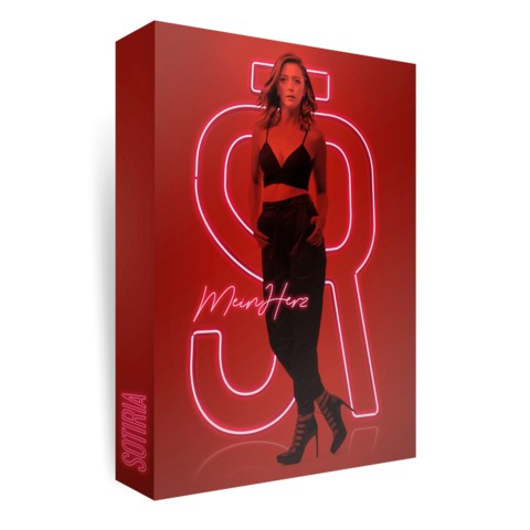 Mein Herz (Ltd. Box inklusive Fanevent Ticket) von Sotiria - Box jetzt im Ich find Schlager toll Shop