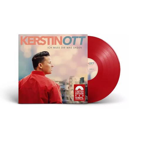 Ich Muss Dir Was Sagen (Ltd. Red Vinyl) von Kerstin Ott - LP jetzt im Ich find Schlager toll Shop