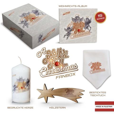 A Volks-Rock n Roll Christmas (Limitierte Fanbox) von Andreas Gabalier - Boxset jetzt im Ich find Schlager toll Shop