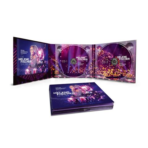 Helene Fischer Show - Meine Schönsten Momente (2CD Digipack) von Helene Fischer - 2CD jetzt im Ich find Schlager toll Shop