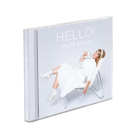Hello! (Ltd. Edition) von Maite Kelly - CD jetzt im Ich find Schlager toll Shop