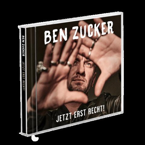 Jetzt erst recht! von Ben Zucker - CD jetzt im Ich find Schlager toll Shop
