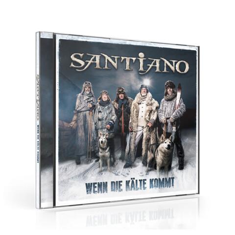 Wenn die Kälte kommt von Santiano - CD jetzt im Ich find Schlager toll Shop