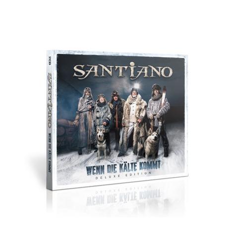 Wenn die Kälte kommt (Deluxue Edition) von Santiano - 2CD jetzt im Ich find Schlager toll Shop