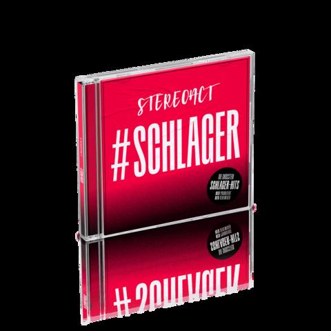 hashtagSCHLAGER von Stereoact - CD jetzt im Ich find Schlager toll Shop
