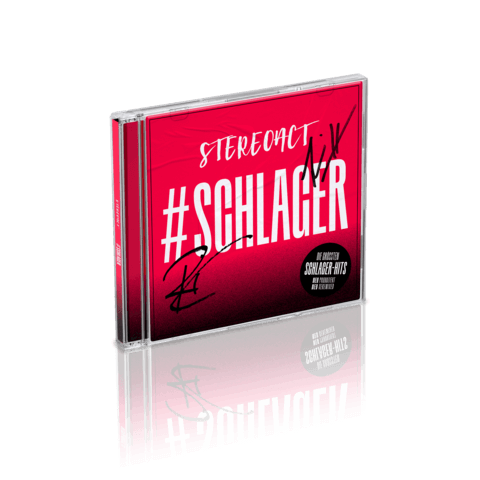 hashtagSCHLAGER (inkl handsigniertem Booklet) von Stereoact - CD jetzt im Ich find Schlager toll Shop