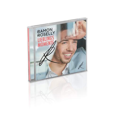 Lieblingsmomente (Exklusiv signierte Edition) von Ramon Roselly - CD jetzt im Ich find Schlager toll Shop