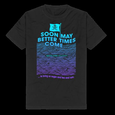 Wellerman (Sea Shanty) von Nathan Evans - T-Shirt jetzt im Ich find Schlager toll Shop