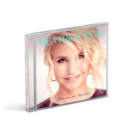 Alles Was Du Brauchst von Beatrice Egli - CD jetzt im Ich find Schlager toll Store