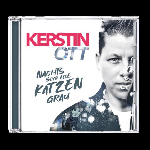 Nachts Sind Alle Katzen Grau von Kerstin Ott - CD jetzt im Ich find Schlager toll Store