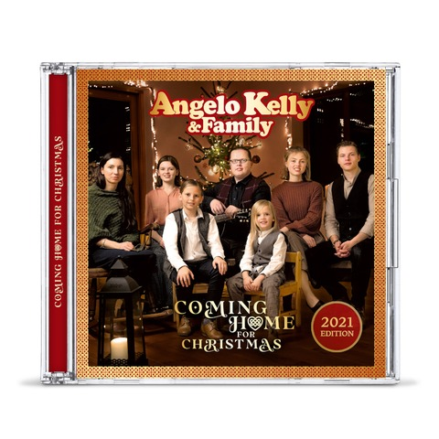 Coming Home For Christmas - 2021 Edition von Angelo Kelly & Family - CD jetzt im Ich find Schlager toll Store