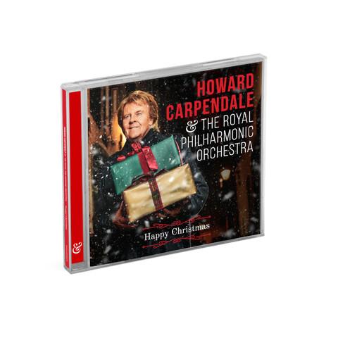 Happy Christmas von Howard Carpendale - CD jetzt im Ich find Schlager toll Store