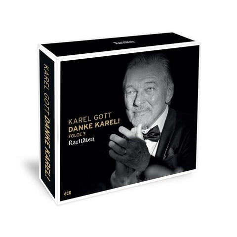 Danke Karel! Folge 3 - Raritäten von Karel Gott - 6CD Box jetzt im Ich find Schlager toll Store