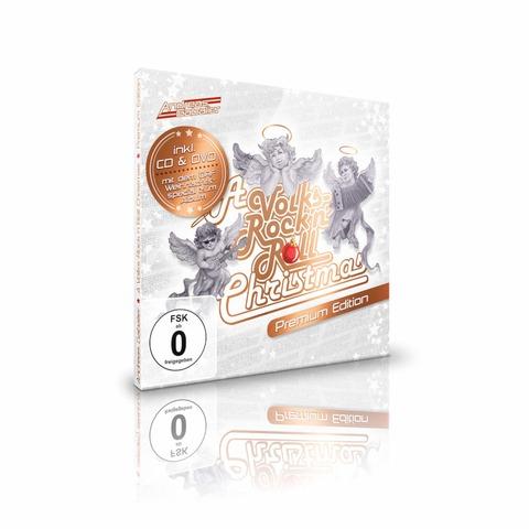 A Volks-Rock n Roll Christmas von Andreas Gabalier - Premium Edition CD+DVD jetzt im Ich find Schlager toll Store