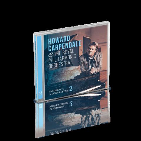 Symphonie meines Lebens 2 von Howard Carpendale - CD jetzt im Ich find Schlager toll Shop