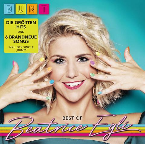 BUNT - Best of (CD mit 6 neuen Songs und den größten Hits) von Beatrice Egli - CD jetzt im Ich find Schlager toll Shop