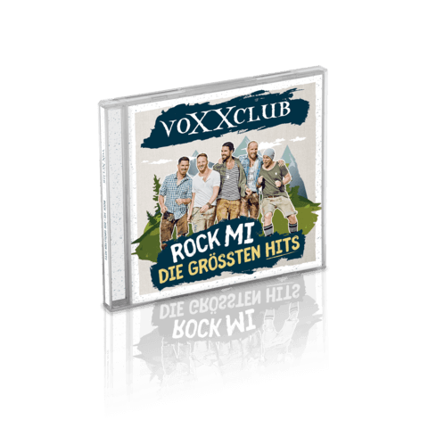 Rock Mi - Die größten Hits von Voxxclub - CD jetzt im Ich find Schlager toll Shop