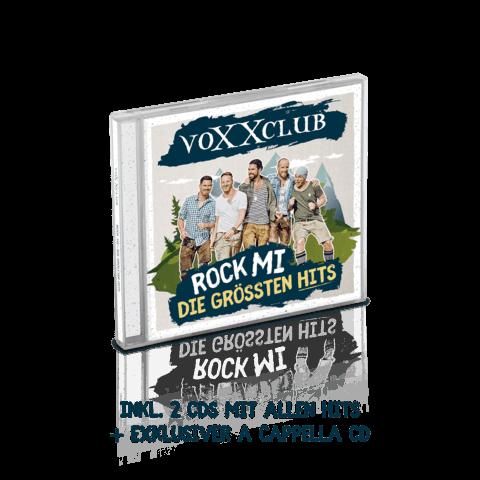 Rock Mi - Die größten Hits (Deluxe Edition) von Voxxclub - Deluxe CD jetzt im Ich find Schlager toll Shop