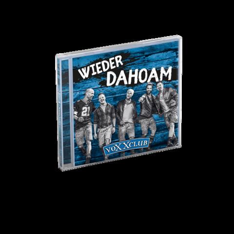 Wieder Dahoam von voXXclub - CD jetzt im Ich find Schlager toll Shop