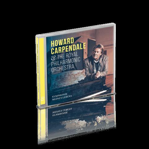 Symphonie meines Lebens von Howard Carpendale - CD jetzt im Ich find Schlager toll Shop