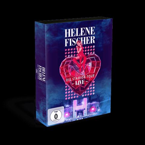 Helene Fischer Live (Die Stadion Tour Live)  - Fan Edition von Helene Fischer - CD Bundle jetzt im Ich find Schlager toll Shop