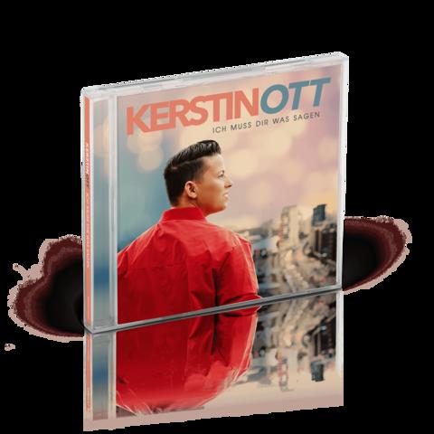 Ich muss Dir was sagen von Kerstin Ott - CD jetzt im Ich find Schlager toll Shop