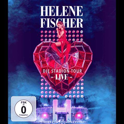 Helene Fischer (Die Stadion-Tour live) (BluRay) von Helene Fischer - BluRay jetzt im Ich find Schlager toll Shop