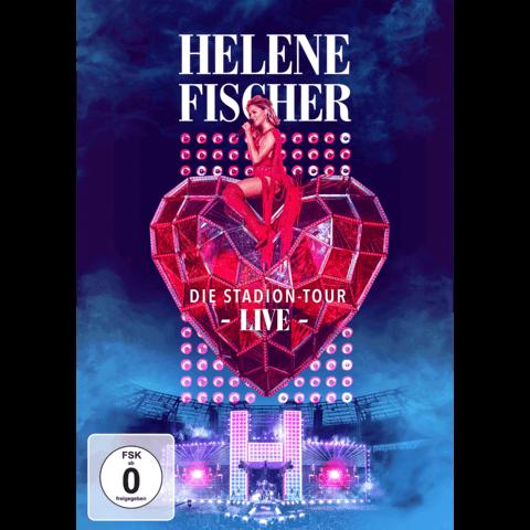 Helene Fischer (Die Stadion-Tour Live) (DVD) von Helene Fischer - DVD jetzt im Ich find Schlager toll Shop
