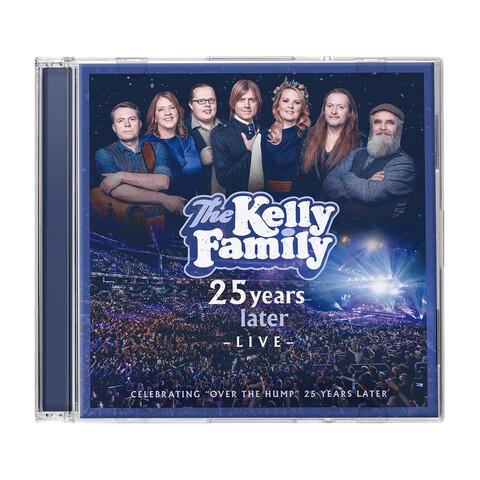 25 Years Later - Live von The Kelly Family - 2CD jetzt im Ich find Schlager toll Shop
