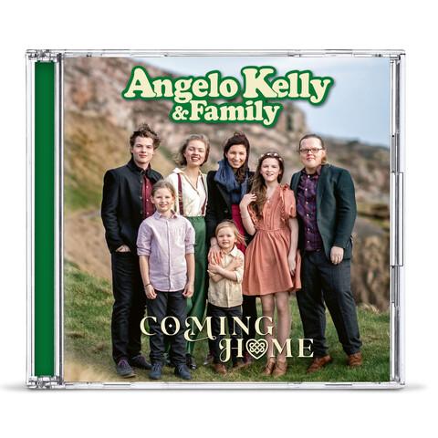 Coming Home von Angelo Kelly & Family - CD jetzt im Ich find Schlager toll Store
