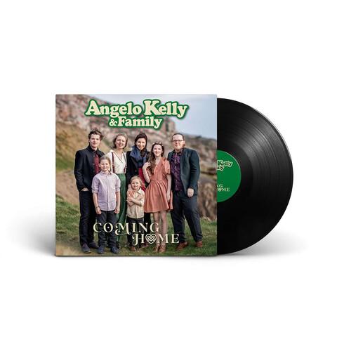 Coming Home (2LP ltd. Edt.) von Angelo Kelly & Family - 2LP jetzt im Ich find Schlager toll Store