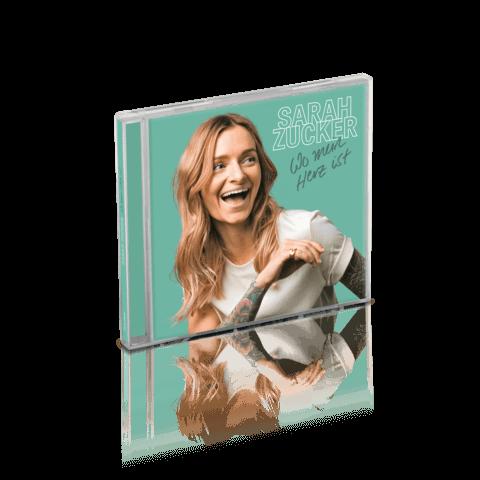Wo mein Herz ist von Sarah Zucker - CD jetzt im Ich find Schlager toll Shop