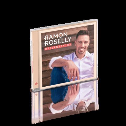 Herzenssache von Ramon Roselly - CD jetzt im Ich find Schlager toll Shop