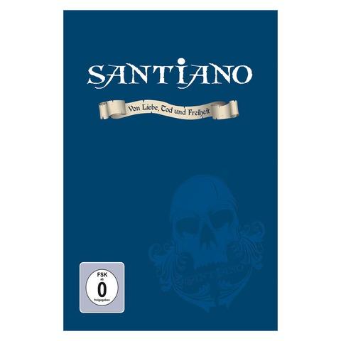 Von Liebe, Tod Und Freiheit (Limited Deluxe Fanbox) von Santiano - Boxset jetzt im Ich find Schlager toll Store