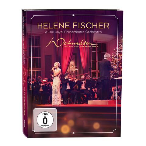 Weihnachten - Live aus der Hofburg Wien (DVD) von Helene Fischer - DVD jetzt im Ich find Schlager toll Shop