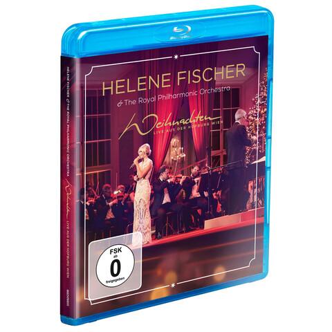 Weihnachten - Live aus der Hofburg Wien (BluRay) von Helene Fischer - BluRay jetzt im Ich find Schlager toll Shop